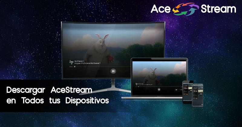 Descargar AceStream Gratis