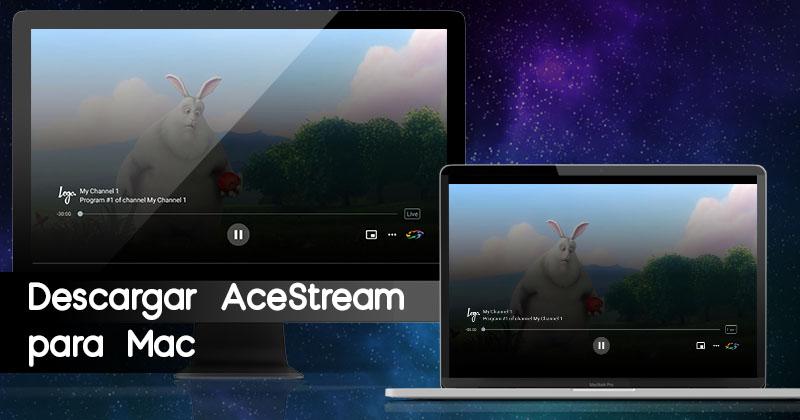 Descargar AceStream para Mac