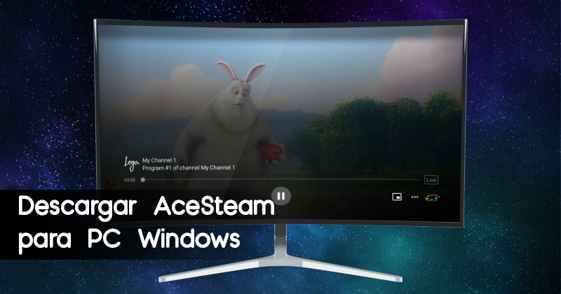 Descargar AceStream para PC Windows